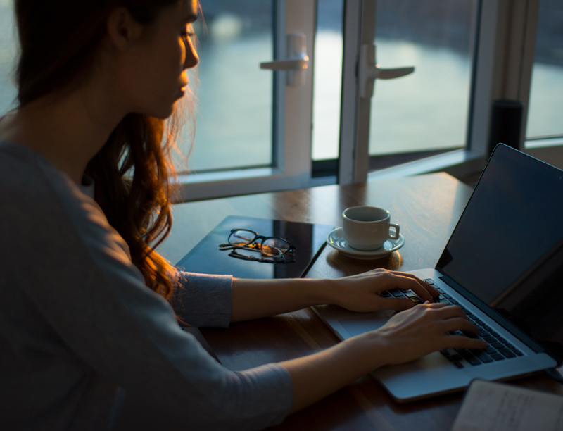 mindfulness working from home